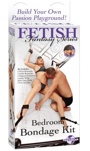 Fetish Fantasy Bedroom Bondage Kit