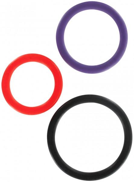 Toy Joy Triple C-Ring Set
