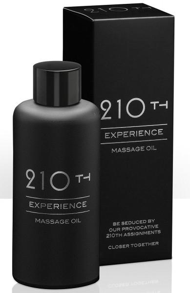 210th Experience Massageöl 150ml