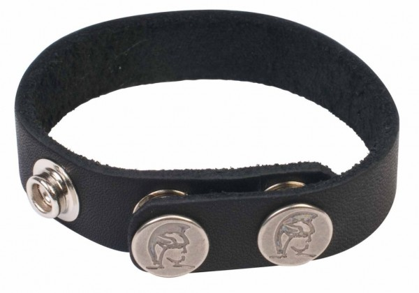 Spartacus Leather Cock Ring