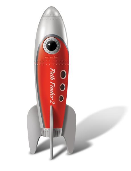 Retro Pocket Rockets