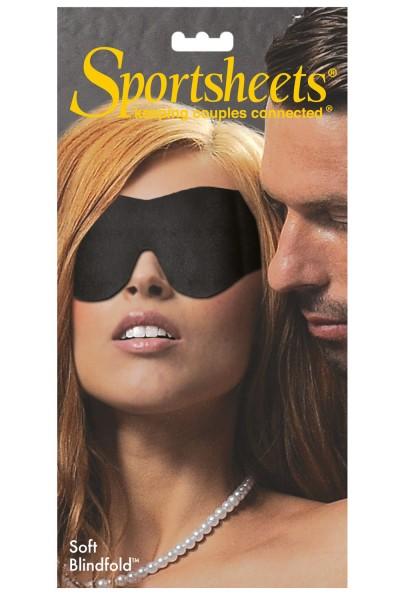 Sportsheets Soft Blindfold Augenmaske