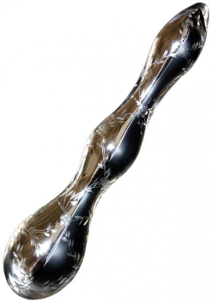 Shiri Zinn Silver Mirror Glass