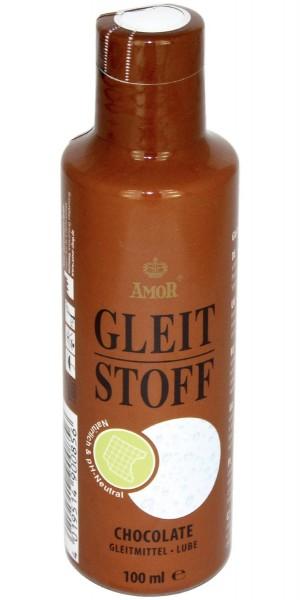 AMOR Gleitstoff Chocolate Gleitgel 100ml