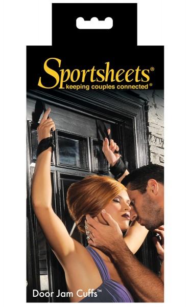 Sportsheets Door Jam Cuffs Türfessel