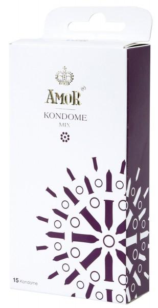 AMOR Mix 15 Kondome