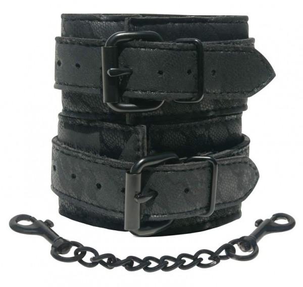 Midnight Lace Cuffs Fesseln
