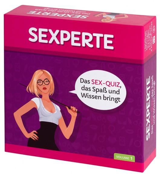 SEXPERTE Sex-Quiz