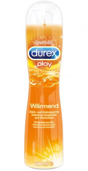 Durex play Wärmend Gleitgel 100ml
