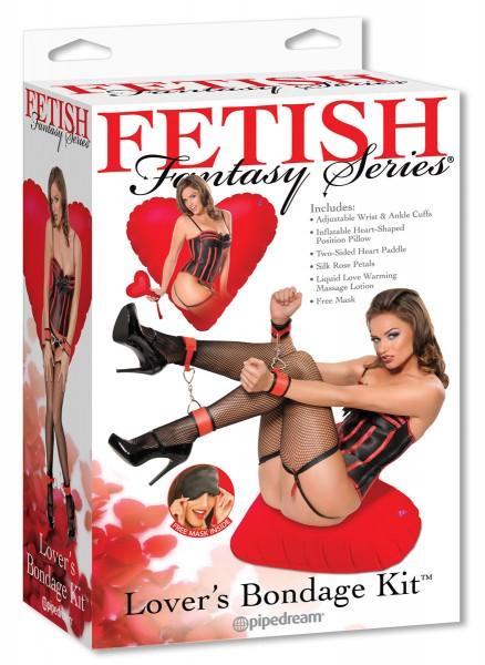 Fetish Fantasy Lover's Bondage Kit