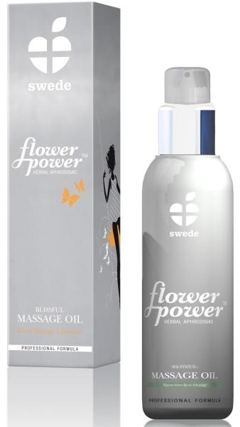 Flower Power Massageöl 150 ml