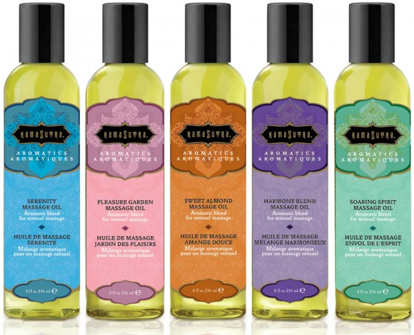 Kama Sutra Aromatics Massage Oil 236ml