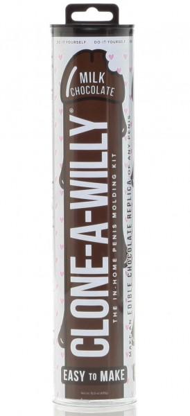 Clone-A-Willy Milk Chocolate Penisabdruckset