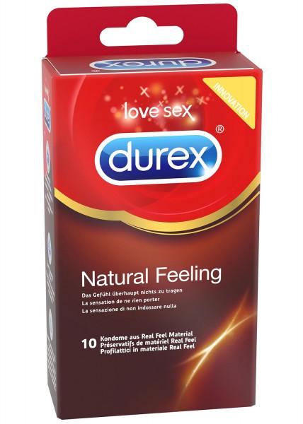 Durex Natural Feeling 10 Stück