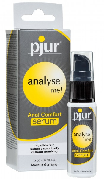 pjur analyse me! Anal Comfort Serum 20ml