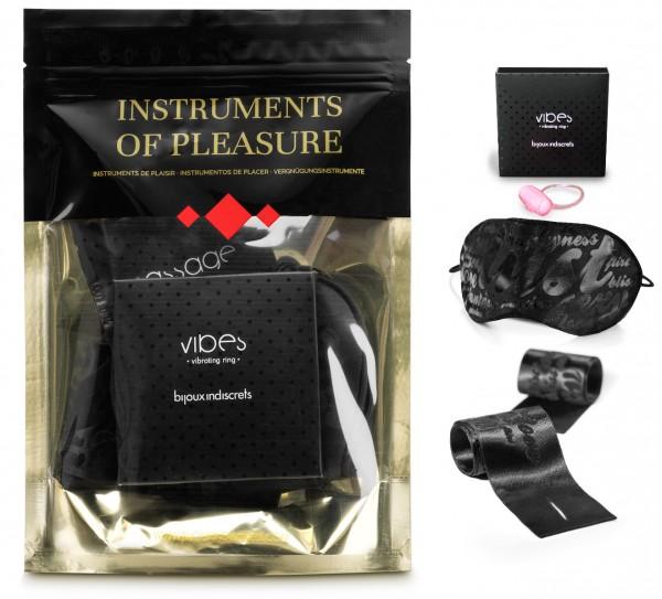 Bijoux Indiscrets Instruments of Pleasure Red