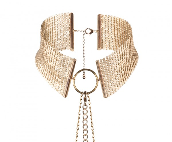 Bijoux Indiscrets Désir Métallique Collar