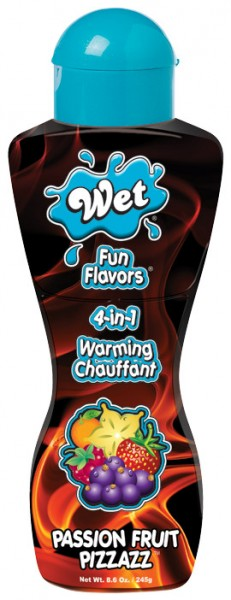WET Fun Flavors Massageöl 116g