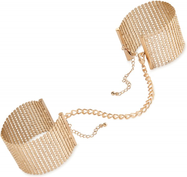 Bijoux Indiscrets Désir Métallique Cuffs