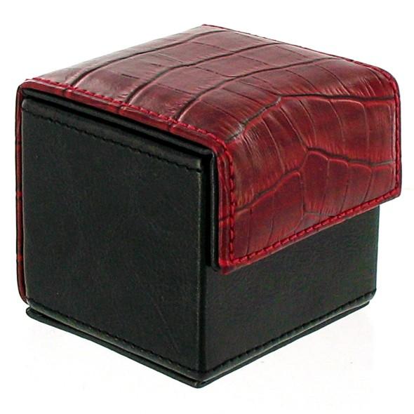 DEVINE Condom Cube Red Croco
