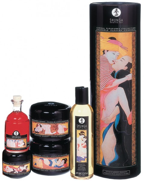 Shunga Carnal Pleasures Collection