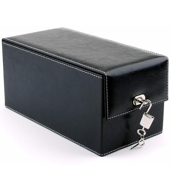 DEVINE Toy Box Black