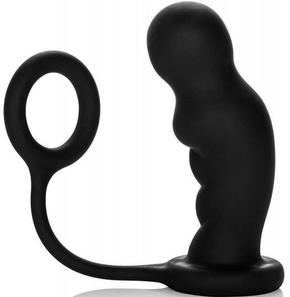 COLT Commander Probe & Ring Analplug mit Cockring