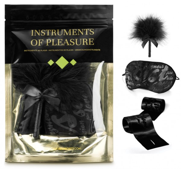 Bijoux Indiscrets Instruments of Pleasure Green