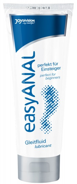 easyAnal Gleitgel 80ml