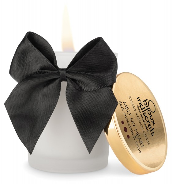Bijoux Cosmetiqués Melt my Heart Kissable Massage Candle 70ml
