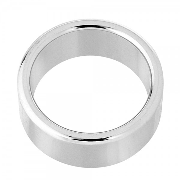 Alloy Metallic Ring 4cm