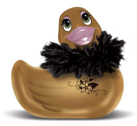 I Rub My Duckie Paris gold