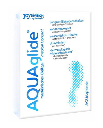 AQUAglide Gleitgel PortionsPack 12ml (6x2ml)