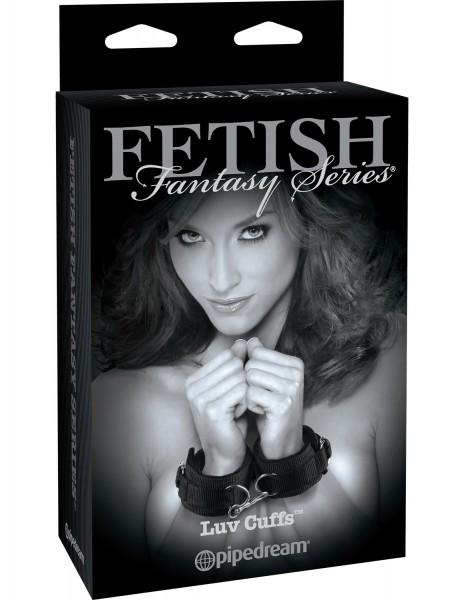Fetish Fantasy Luv Cuffs