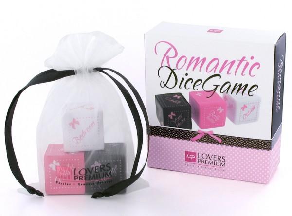 Romantic Dice Game